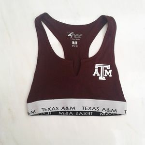 Tops - Texas Sports Bra Top
